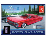 AMT 1/25 1961 Ford Galaxie Styline Car Model Kit - 652