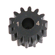 Team Losi 1.0 Module Pitch Pinion, 14T: 8E ~ A3574