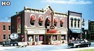 DPM Design Preservation Models HO Scale Gold Kit Entertainment District - 40300