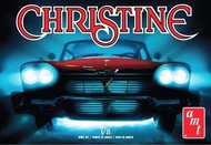 AMT 1/25 1958 Plymouth Christine Car Model Kit - 801