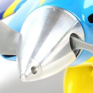 """E-Flite 1.50"""" Aluminum Bullet Spinner w/4 & 5mm Collet ~ SP150B"""