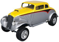 AMT 1/25 1933 Willys Coupe Car Model Kit - 639