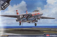 Academy 1/72 F-14A VF-1 Wolf Pack Limited Edition Airplane Model Kit - 12504 (NEW! - Arrives in April)