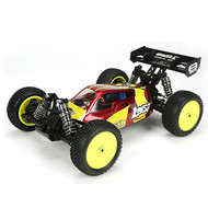 Losi 1/14 Mini 8IGHT RTR: Red ~ B0224T2