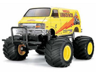 Tamiya Lunch Box 1/12th Re-Release RC Monster Van Kit - 58347