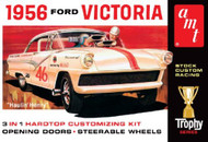AMT 1/25 1956 Ford Victoria Car Model Kit - 807 (NEW! - Arrives in April)
