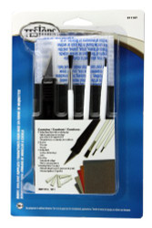 Testors Model Building Supplies Set - 9111