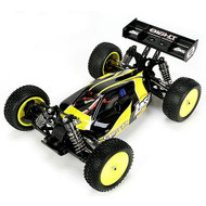 Losi 1/14 Mini 8IGHT RTR; Black ~ B0224T1