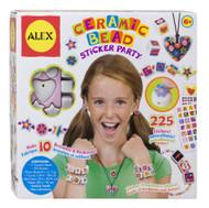 Alex Toys Ceramic Bead Sticker Party - 175S