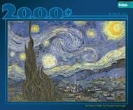 Buffalo Games Starry Night 2128 Piece Jigsaw Puzzle - 2009