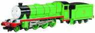 Bachmann HO Scale Thomas & Friends Henry the Green Engine with Moving Eyes - 58745