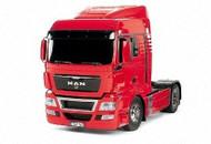 Tamiya 1/14 R/C MAN TGX 18.540 4x2 XLX, Red Edition ~ 56332