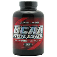 Axis Labs, BCAA Ethyl Ester, 180 Capsules, 180 capsules
