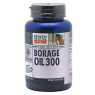 Health From The Sun, Borage Oil 300, 1300 mg, Capsules, 60 capsules