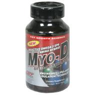 AST Sports Science, Bioactive Omega-3 EPA Amino Hybrid, Myo-D, 120 softgels