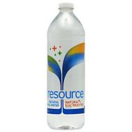 Nestle, Resource Spring Water, 24 Bottles, 24 - 23.7 fl oz (700ml) Bottles