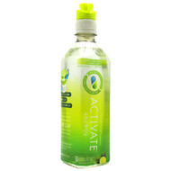 Activate Drinks, Activate Energy, Lemon Lime, 16.9 Oz/500 ml - 12 per case