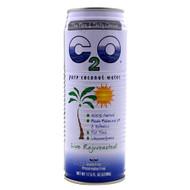 C20 Pure Coconut Water, C2O Pure Coconut Water, 17.5 oz - 12 per Case
