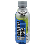 ABB, Diet Turbo Tea, Green Tea, 24 - 18 fl oz (1 pt 2 fl oz ) 532 ml Bottles