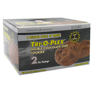 Chef Jay's, Cookies, Double Chocolate Chip, 12 - 3 oz (85 g) per packages