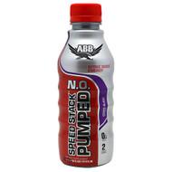ABB, Speed Stack Pumped N.O., Grape, 20 - 22 fl oz (1 pt 6 fl oz) bottles