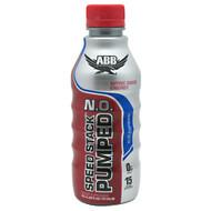 ABB, Speed Stack Pumped N.O., Blue Raspberry, 20 - 22 fl oz (1 pt 6 fl oz) bottles