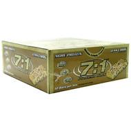 2:01, 7:1 Protein Bar, White Crispy Crunch, 12 Bars