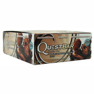 Quest Nutrition Quest Bar, Double Chocolate Chunk, 12 Bars