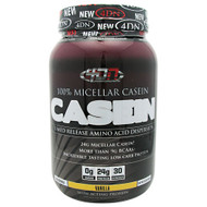4 Dimension Nutrition, Casein, Vanilla, 2 lb (907g)