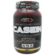4 Dimension Nutrition, Casein, Vanilla, 2 lb (907g)