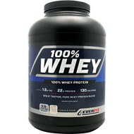 4Ever Fit, 100% Whey Protein, Cookies & Cream, 5 lbs (2.27 kg)