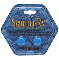 Hi-Tech Pharmaceuticals, Stamina Rx, 24 - 2 tablet packs, 24 - 2 tablet packs