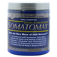 Hi-Tech Pharmaceuticals, Somatomax Ultra Concentrate, Berry Banana, 20 Servings
