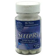 Hi-Tech Pharmaceuticals, Sleep Rx, 30 Tablets, 30 tablets