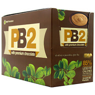 Bell Plantation, PB2 Powder, Peanut Butter with Premium Chocolate, 12 Packets-0.85 Oz each