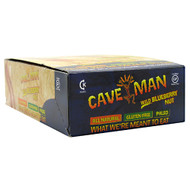 Caveman Foods, Caveman Bar, Wild Blueberry Nut, 15 per box - 21 oz Each