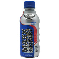 ABB, Maxx Recovery, Fruit Punch, 24 - 18 fl oz (1 pt 2 fl oz ) 532 ml Bottles