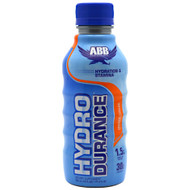 ABB, HydroDurance, Orange Cooler, 24 - 18 fl oz (1 pt 2 fl oz ) 532 ml Bottles
