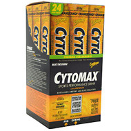 CytoSport Cytomax, Tangy Orange, 24-0.88 oz (25g) Stick Packs