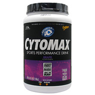 CytoSport Cytomax, Grape, 4.5 lbs (2.04 kg)
