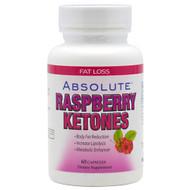 Absolute Nutrition, Raspberry Ketones, 60 Capsules, 60 Capsules