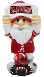 "Alabama Crimson Tide Garden Gnome 11"" Thematic - Second String"