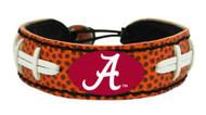 Alabama Crimson Tide Bracelet - Classic Football