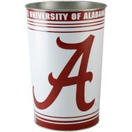 """Alabama Crimson Tide 15"""" Waste Basket"""