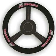 Alabama Crimson Tide Leather Steering Wheel Cover