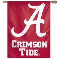 """Alabama Crimson Tide 27""""x37"""" Banner"""