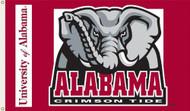 Alabama Crimson Tide 3'x5' Flag