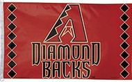 Arizona Diamondbacks 3'x5' Flag