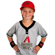 Arizona Diamondbacks Baseball Helmet and Jersey Set