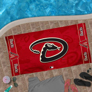 Arizona Diamondbacks Beach Towel